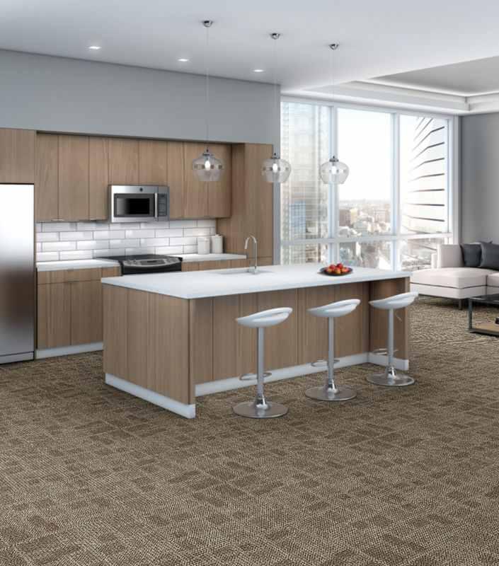 Area Tile 54436 - Commercial Carpet Tiles