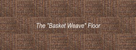 Basketweave Closeout Commercial Carpet Tiles
