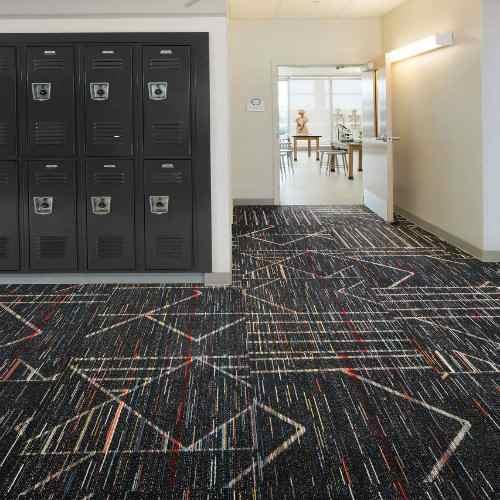 Clever Class Tile Bt408 Modular Flooring Bigelow