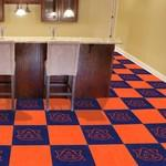 Auburn University Collegiate Carpet Tile