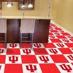Indiana University Collegiate Carpet Tile
