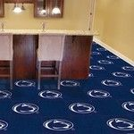 Penn State University Collegiate Carpet Tile
