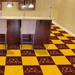 University of Minnesota Collegiate Carpet Tile
