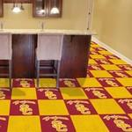 University of Southern California Collegiate Carpet Tile
