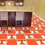 University of Tennessee Collegiate Carpet Tile
