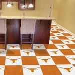 University of Texas Collegiate Carpet Tile