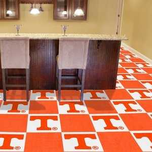 Officially Licensed Collegiate Carpet Tiles