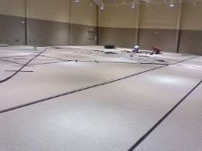 Endurance Sports Floor: Multi-purpose Facility Covering