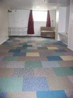 Checkerboard Mix N Match Carpet Tiles