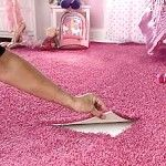 Little Princess Seamless  Carpet Tiles