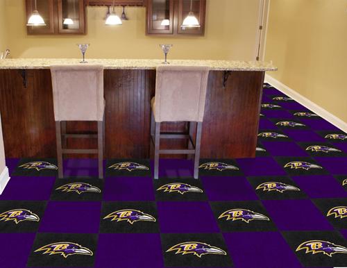 Detroit Lions Man Cave Ideas : Nfl carpet tiles man cave flooring team