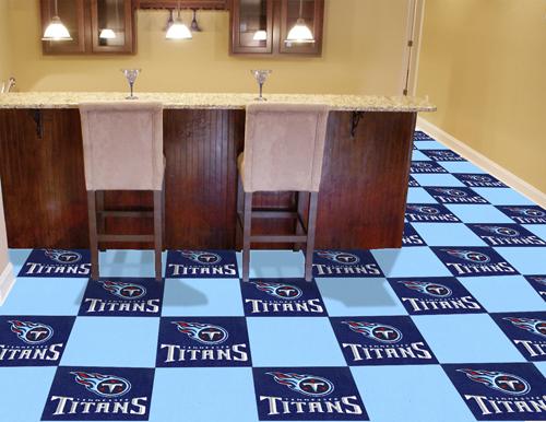 Nfl Carpet Tiles Man Cave Flooring Team Carpet