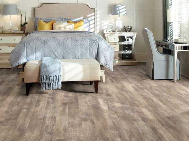 Sl336 Vintage Painted Laminate Flooring Shaw
