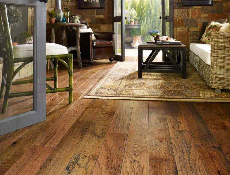 Sw221 Rosedown Hickory Hardwood Flooring Shaw